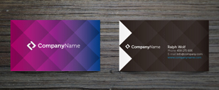 Full Color Business Cards – $25 per 500<br><b> Submit Your Job</b>